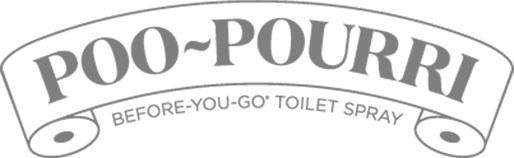Poopourri Logo Grayscale